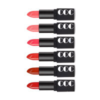 Помада для губ Coringco Momo First Chu Semi Matt Lip Stick