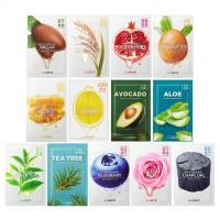 Тканевая маска The Saem Natural Mask Sheet