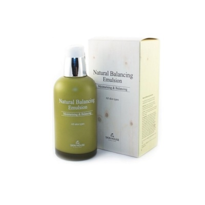 Эмульсия для лица The Skin House Natural Balancing Emulsion